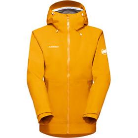 Mammut Convey Tour HS Hooded Jacket Women golden